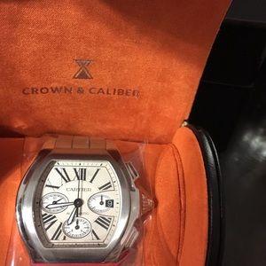 Cartier Roadster Chronograph XL